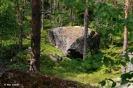 Ja metsässä oli kivi...