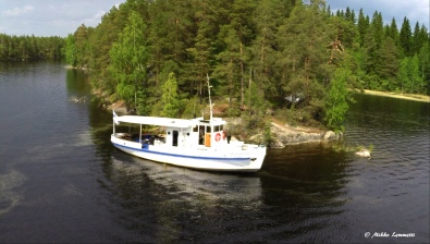 Myllykoski I Majaniemen edustalla.