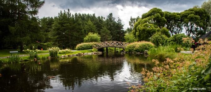 Tampereella tehdään arvokasta tutkimusta luonnon hyvinvointivaikutuksista